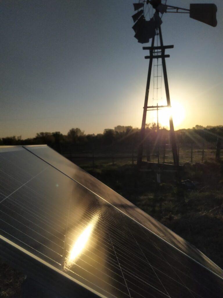 bombeo solar para ganadería
